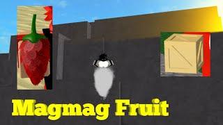 SELTENE BOX Magmag Obst GG-ein legendäre-Roblox Stück