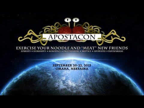 Aron Ra Apostacon 2013