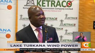 Kenyatta to commission Lake Turkana wind power project