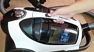 обзор пылесоса Samsung SC 8835