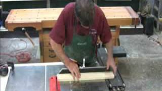 Osborne Table Saw Miter Gauge Presented By Woodcraft