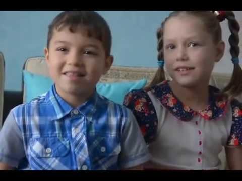 Семья из Тамбовской области усыновила троих детей из детского дома