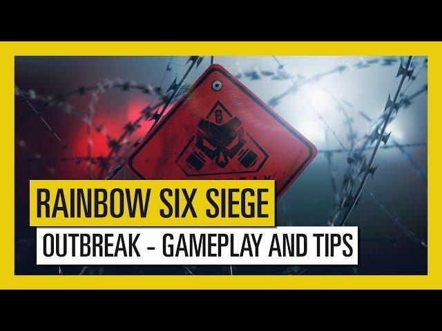 Tom Clancy's Rainbow Six Siege - Outbreak : Gameplay Trailer | UbiBlog