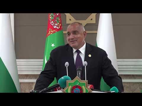 """В Каспийския регион има огромни възможности за бизнес и с всички държави сме в отлични отношения. Туркменистан разполага с големи количества газ, част от който би могъл да идва и за нашия газоразпределител """"Балкан"""", така че да има тази диверсификация, която Третият либерализационен пакет изисква."""