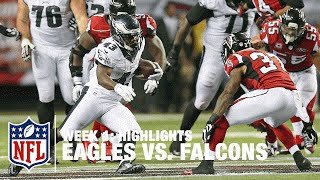 Eagles vs. Falcons Highlights | Week 1 | NFL