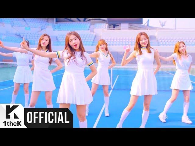 [MV] APRIL(에이프릴) _ Lovesick(따끔)