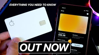 Apple Card is HERE - Everything You Need To Know + Unboxing & Setup