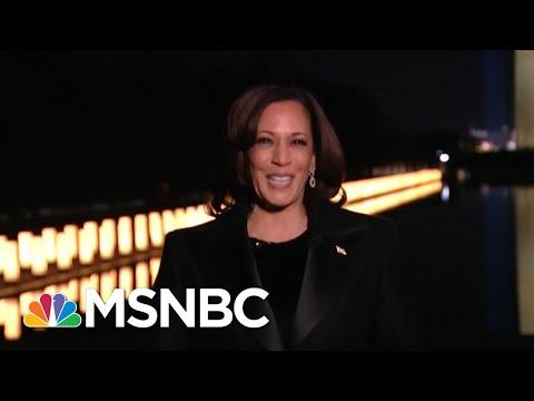 Vice President Kamala Harris Extols The Virtues Of American Initiative And Determination | MSNBC