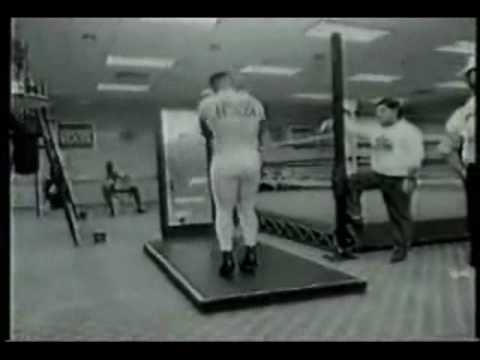Mike Tyson training and knockouts