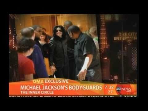 Michael Jackson's Bodyguards: Their Story - Part 1
