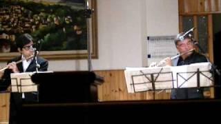 Elio de Le Storie Tese e Roberto Fabbriciani - I Flauti Magici - Variazioni sui Beatles