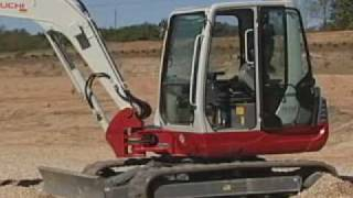 Video still for Takeuchi TB250 Mini Excavators