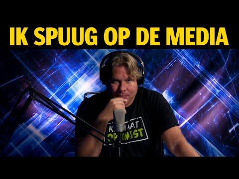 IK SPUUG OP DE MEDIA - DE JENSEN SHOW #68