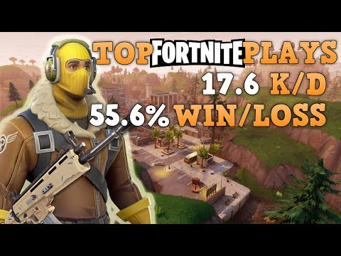 FORTNITE BATTLE ROYALE LIVESTREAM (PS4 Pro) Top Duos Team