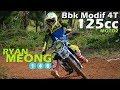 Bebek Modif 4T 125cc Senior - Moto2 [Ryan Meong Comeback] : Kejurda Jabar 2018 Seri II