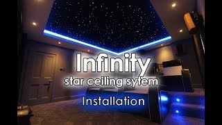No 40 - Infinity Star Ceiling System incorporating the Hydra light splitter.