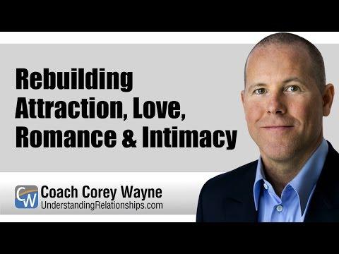 Rebuilding Attraction, Love, Romance & Intimacy