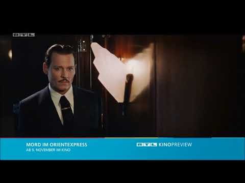 Mord im Orient-Express Trailer | RTL Kino Preview