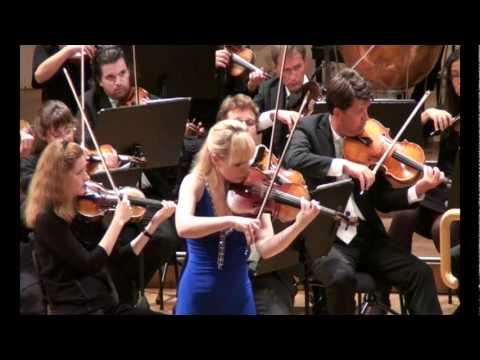 Ekaterina Frolova - J. Brahms Violin Concerto - Radio Symphony Orchestra Vienna 5/5