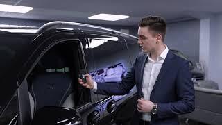 Mercedes V Class VIP KLASSEN - NEW Full Review Interior Exterior Luxury