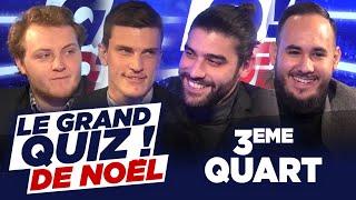 Le Grand Quiz de Noël 2019 - Troisième Quart de finale