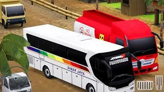 Telolet Bus Driving Indonesia - Best Android GamePlay screenshot 4