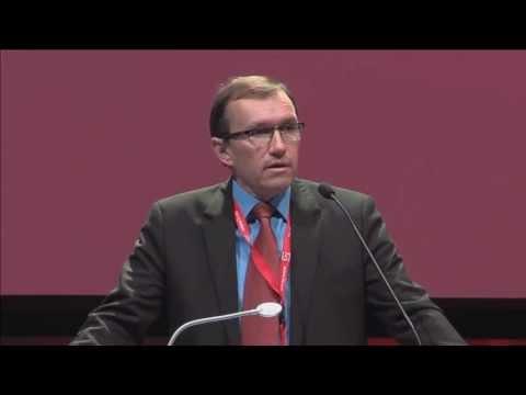 Espen Barth Eide, utenriksminister (Ap) - LO kongressen 2013