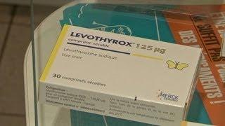 Santé: pénurie de Lévothyrox - 08/08