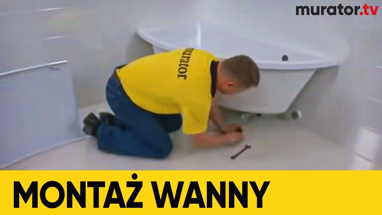 Montaz Wanny Akrylowej Krok Po Kroku Domowe Sos Youtube