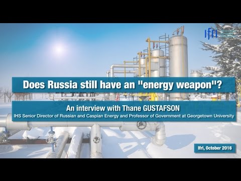 "Does Russia still have an ""energy weapon""?"