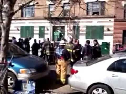 All Hands of a 10-75 at 291 East 162nd Street Morris Avenue
