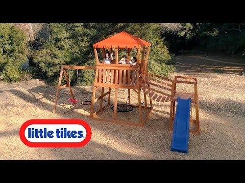 Little Tikes | Real Wood Adventures Grizzly Grotto