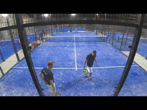 Match 1 - France Vs Pays-Bas Championnats D'Europe De Padel 2017 / Tennis Club Estoril