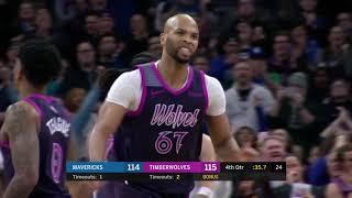 Dallas Mavericks vs Minnesota Timberwolves : January 11, 2019
