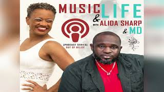 Music & Life with Alida Sharp & MD | Podcast Ep #11 | BOY & His Drum and his creative journey