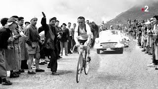 VIDEO: 100 ans du maillot jaune : Jean Robic, du maillot jaune à la chute