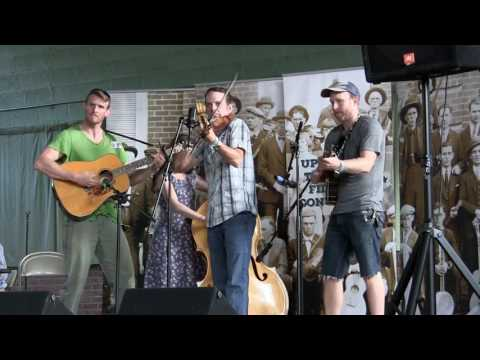 Old Rattler- 1st Place Old Time String Band @ Upper East Tennessee Fiddlers Convention