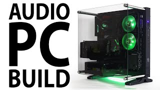 Awesome Audio Production PC!