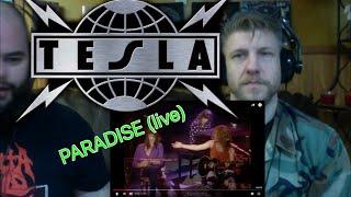 [2.80 MB] TESLA - PARADISE (live acoustic)