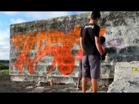 How to create Great Street Art .... Dar es Salaam.. has some fun Graffiti