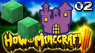 How To Minecraft- 1ST LEGENDARY DUNGEON!! - Ep. 2 ( Minecraft SMP Season 3 )