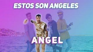 Estos Son Angeles - Angel