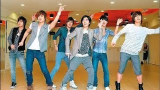 ss501 deja vu dance version