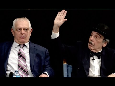 """""""The Stain of Treason"""" (Part 4) Charlie Chaplin and Roy Cohn"""