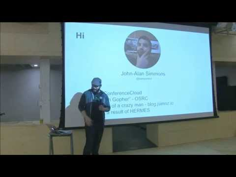 PWLTO#1 – John-Alan Simmons on Chord: A Scalable P2P Lookup Service for Internet Applications