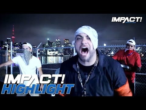 LAX vs OGz: STREET FIGHT | IMPACT! Highlights Aug 16, 2018
