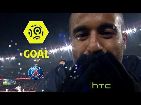 Goal LUCAS MOURA (70') / Paris Saint-Germain - FC Lorient (5-0)/ 2016-17