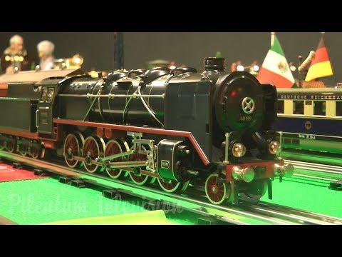 Tinplate Train – Lionel and Bing and Marklin Model Trains – Toy Trains in O Scale