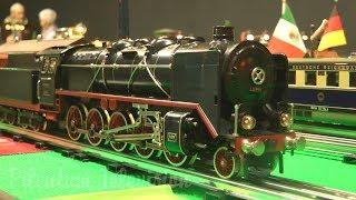Поїзд жесть - Ліонель і Бінг і модель marklin потяги іграшкові поїзди в масштабі o