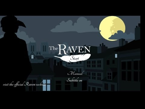 The Raven: Legacy of a Master Thief - Interactive Graphic Novel